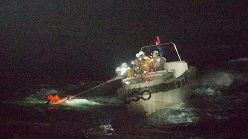Crew member rescued from capsized cattle ship has died