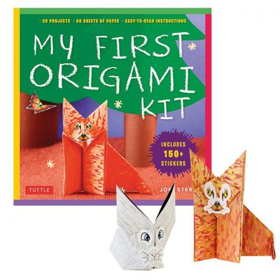 "<a href=""http://shop.australiangeographic.com.au/my-first-origami-activity-kit.html"" target=""_blank"" draggable=""false"">My First Origami Kit, $19.95 from Australian  Geographic.</a>"