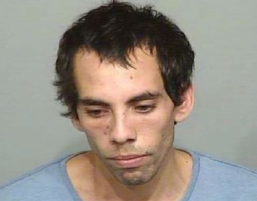 Police are searching for Guy Shareef over an outstanding warrant for his arrest. (NSW Police)