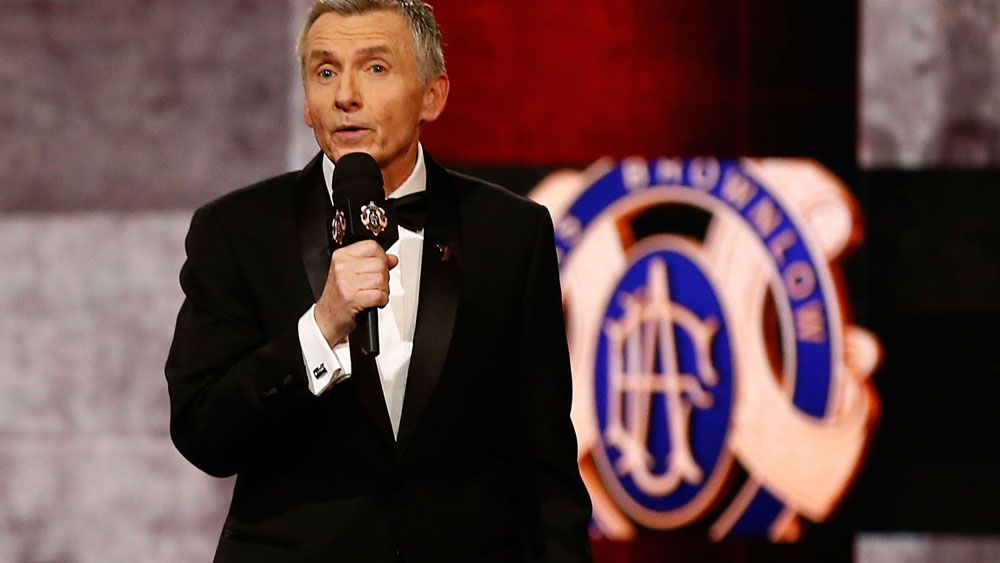 Legendary sports commentator Bruce McAvaney has leukaemia