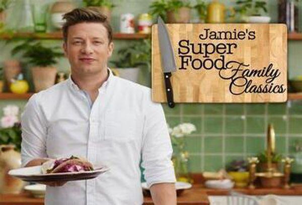 Jamie's Super Food Family Classics