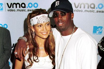 When: 1999-2001<br/>These two seemed like the most ghetto fabulous couple in the whole block. Jenny's block that was...Plus we really like to imagine that J.Diddy could've been a thing. <br/><br/>