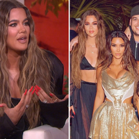 Khloé Kardashian defends Kim's 40th birthday island holiday