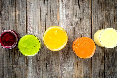 Classic advice: Fruit juice and smoothies will help you lose weight