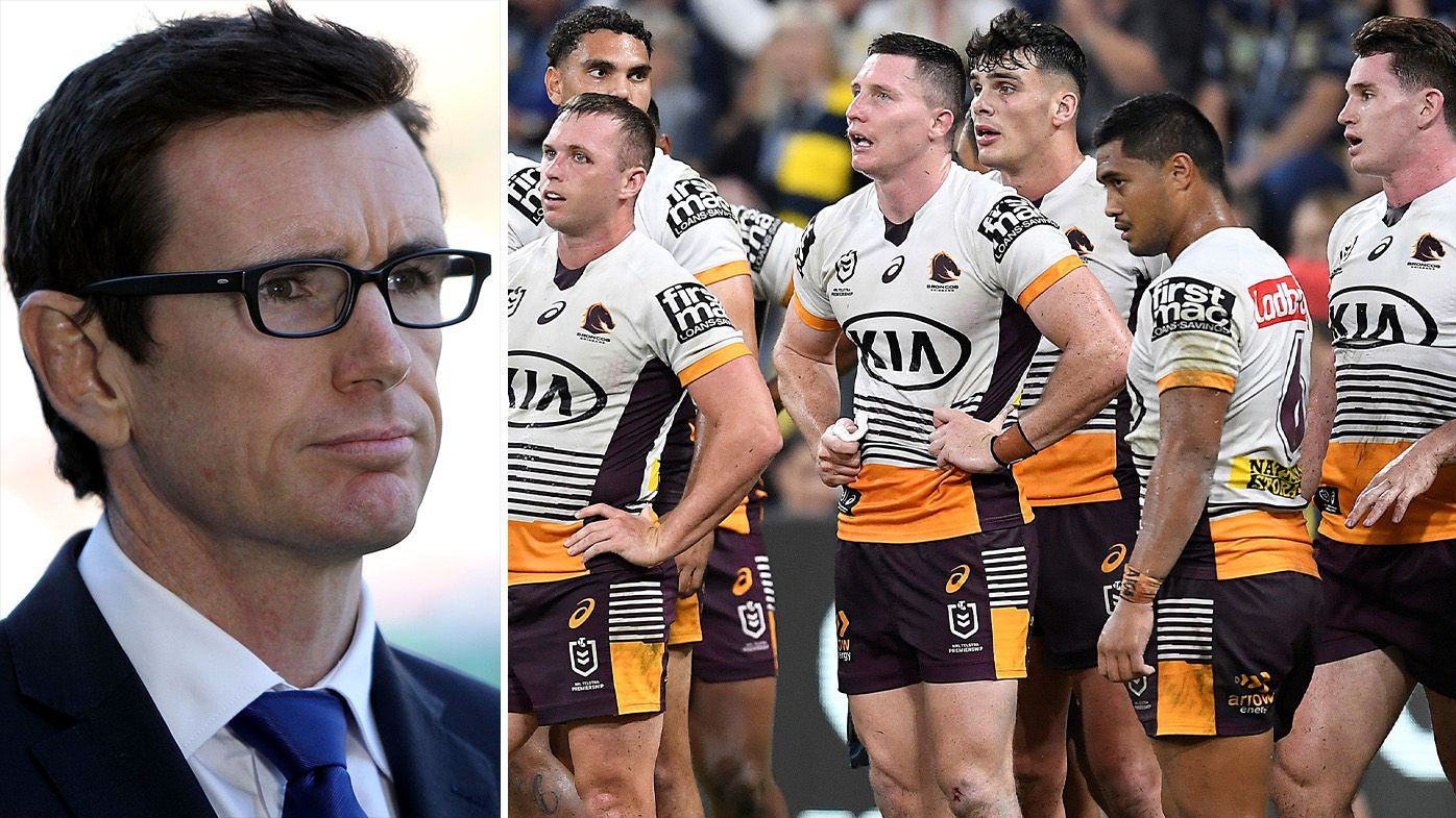 Phil Gould airs fears over Ben Ikin's appointment to Broncos head of football