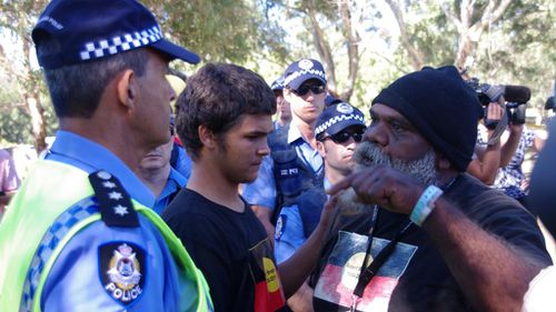 City of Perth threatens to remove Heirisson Island protesters