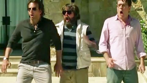 Exclusive: Check out the hilarious Hangover Part III trailer debut