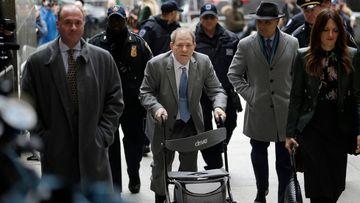 Harvey Weinstein jury deliberations begin in celeb rape trial