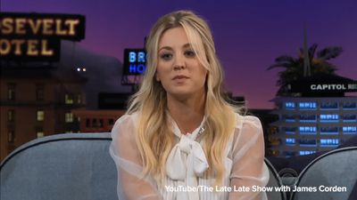 Fans upset over Kaley Cuoco's 'Big Bang Theory' behind-the-scenes Instagram post