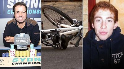 Champion poker player charged over death of cyclist
