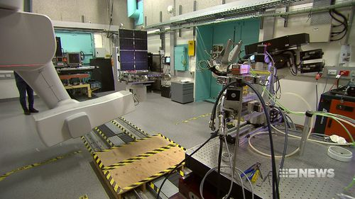 The advanced imaging technique called phase-contract computed tomography will be used in a pilot study in 2020.