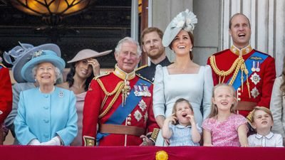 All the royal family's bizarre nicknames