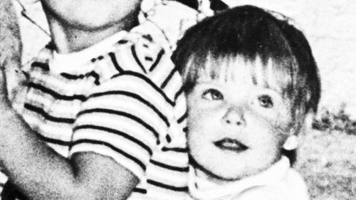 Three-year-old Cheryl Grimmer disappeared from a Fairy Meadows beach in 1971.