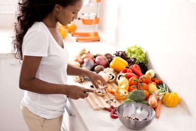 MYTH: Vegetarianism guarantees weight loss