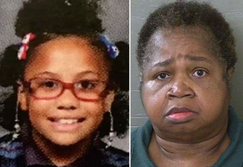 Life sentence for obese US woman who smothered girl to death