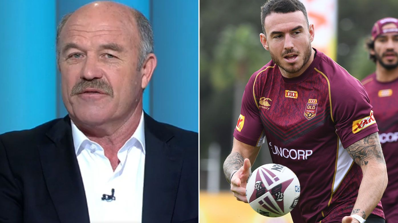 State or Origin 2017: Maroons great Wally Lewis says 'there might be a surprise or two' with QLD starting side for game two