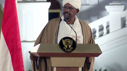Sudanese border closed after president is overthrown in coup