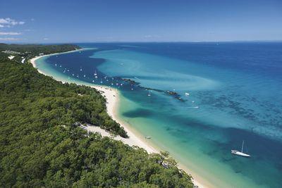 <strong>Tangalooma Island Resort, Moreton Island</strong>