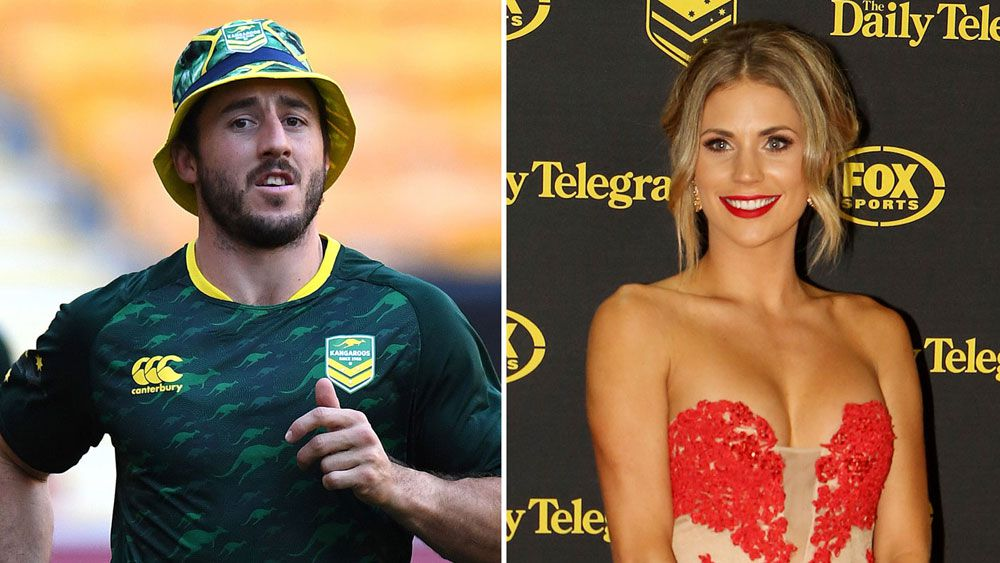 Kangaroos' Ben Hunt chooses love over country after missing World Cup match to get married
