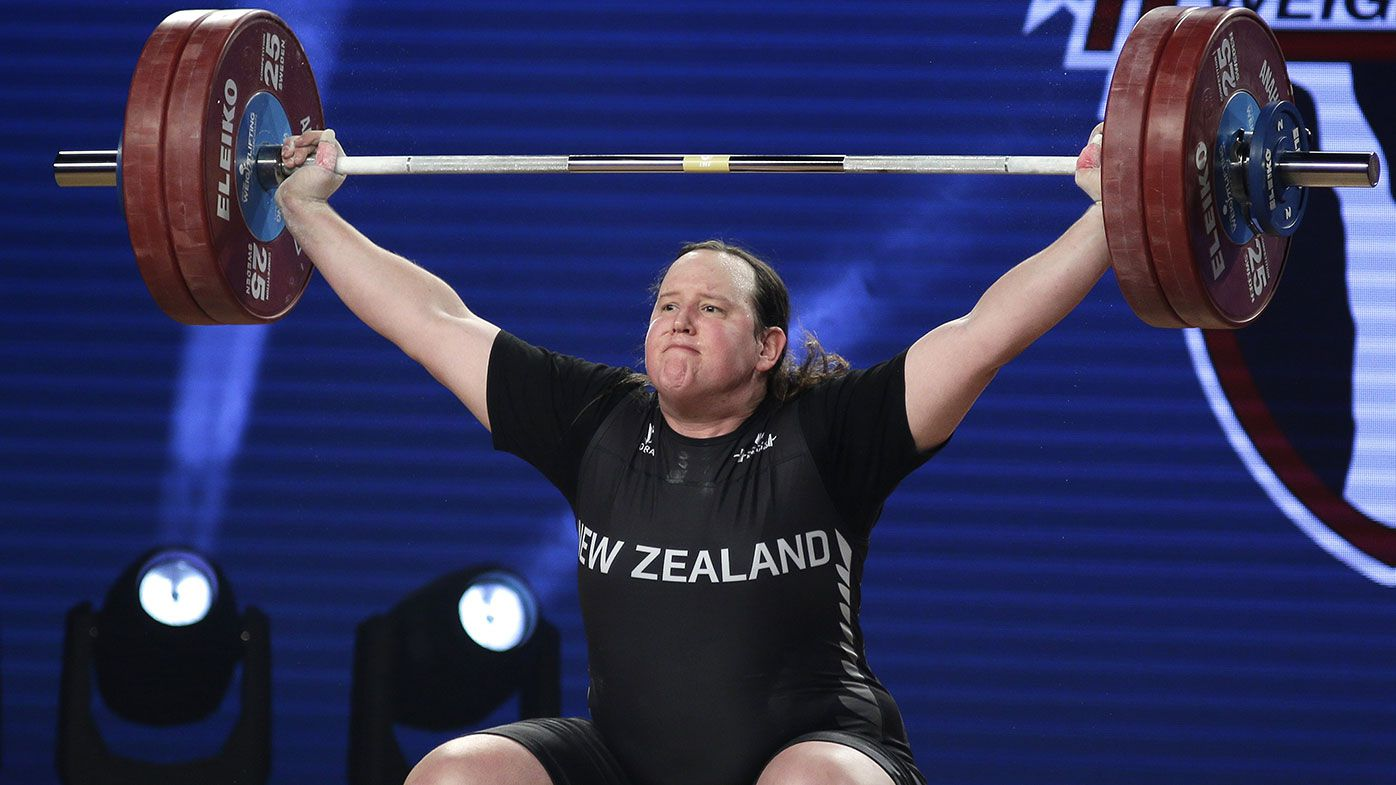 Ban on transgender weightlifter Laurel Hubbard rejected