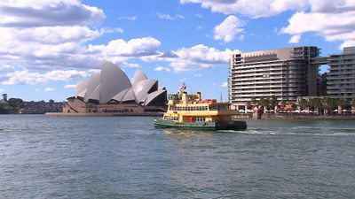 How Sydney has changed in more than 50 years