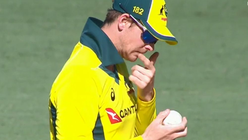 Cricket: Australian ODI captain Steve Smith denies ball-tampering claims