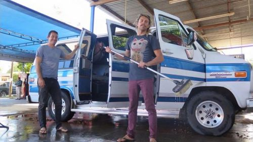 Mexican authorities confirm burnt-out van belongs to missing Western Australian surfers