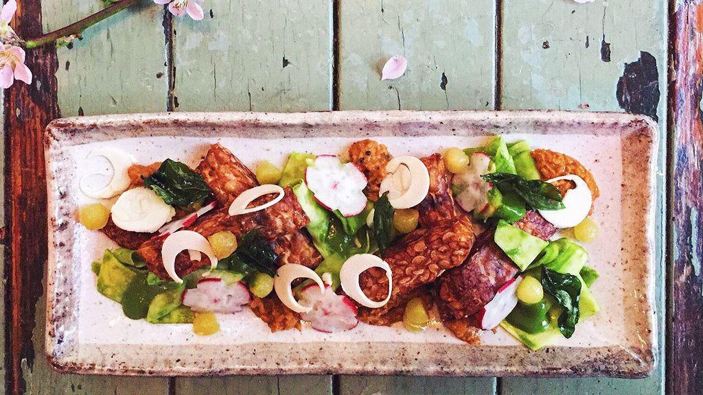Bao Bei spring tempeh salad (Facebook)