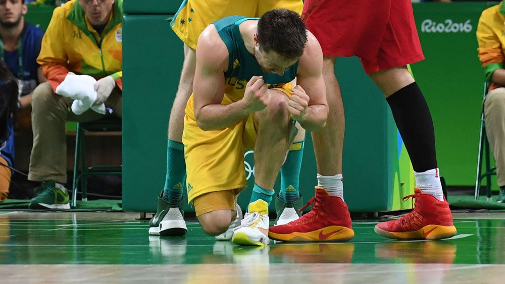 Boomers lose bronze medal thriller to Spain