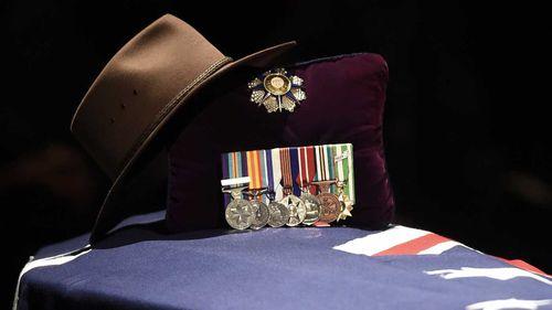 Tim Fischer was farewelled at a memorial in Albury.