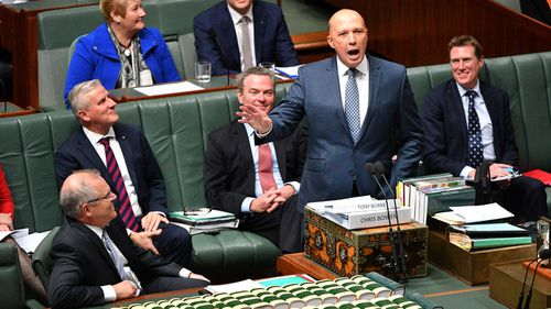 Home Affairs Minister Peter Dutton has introduced proposed laws to Parliament that will boost police security powers in airports.