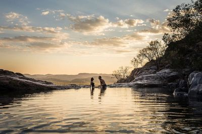 Gunlom Plunge Pool, Kakadu National Park, Northern Territory
