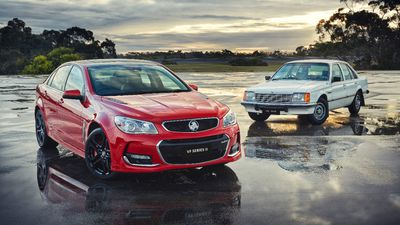 Holden's greatest hits: Highlights from 69 years of locally made vehicles