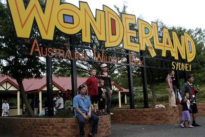 <strong>Wonderland, Sydney</strong>
