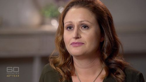 Former teacher Gabbie Stroud walked away from her career in 2014, after witnessing the education system break too many of her colleagues. Picture: 60 Minutes