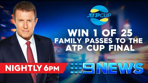Win tickets to the ATP Cup Finals