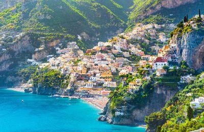 17. Positano, Italy