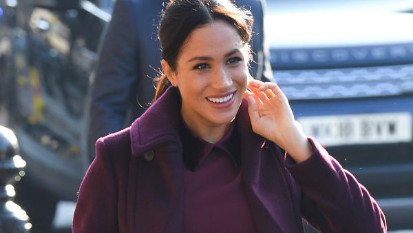 How Meghan Markle's dad helped her find her voice