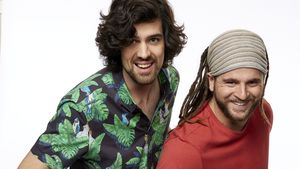 Owen and Scott