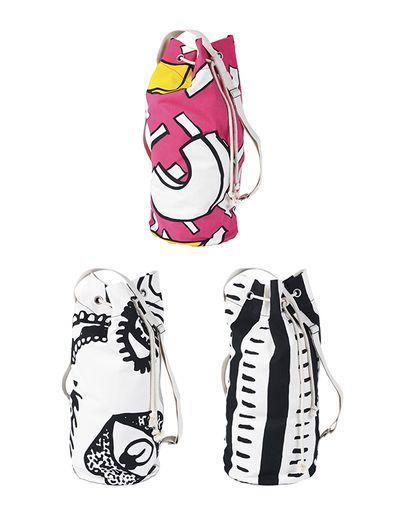 """SPRIDD duffel bags, $24.99 each, <a href=""""http://www.ikea.com/ms/en_AU/ikea-collections/spridd/index.html?icid=itl%7Cau%7Cspring2017%7C201609290319121043_6"""" target=""""_blank"""">IKEA</a>"""