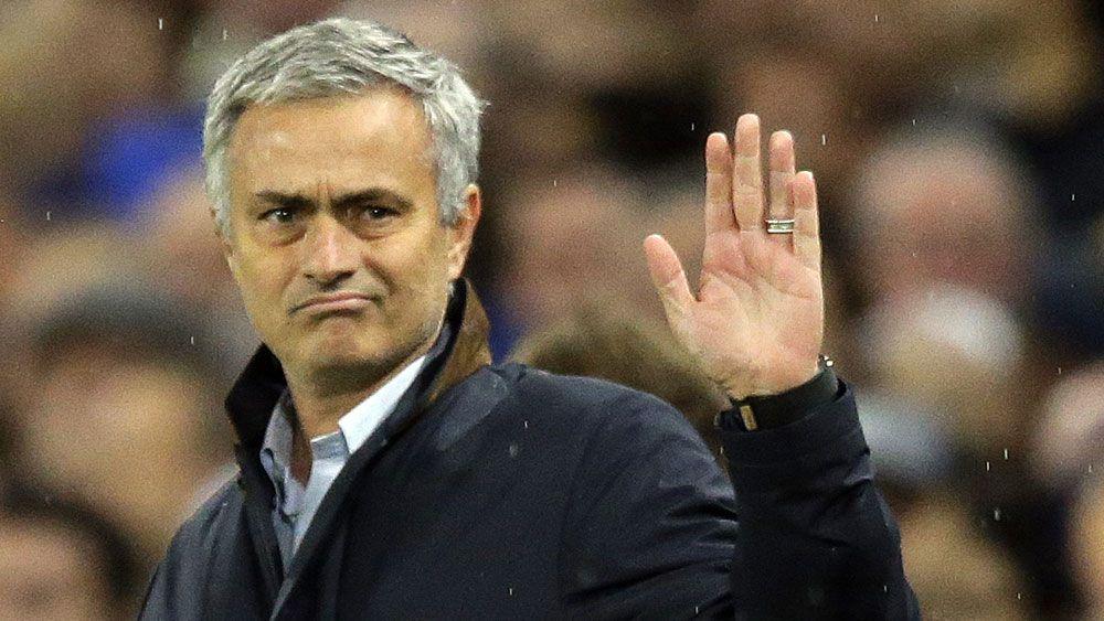 Jose Mourinho. (Getty)