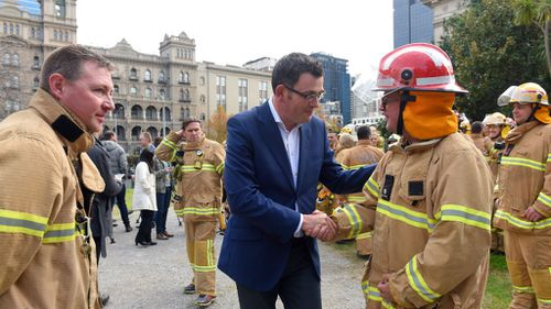 Victorian CFA board set to sign off on union firefighters pay deal