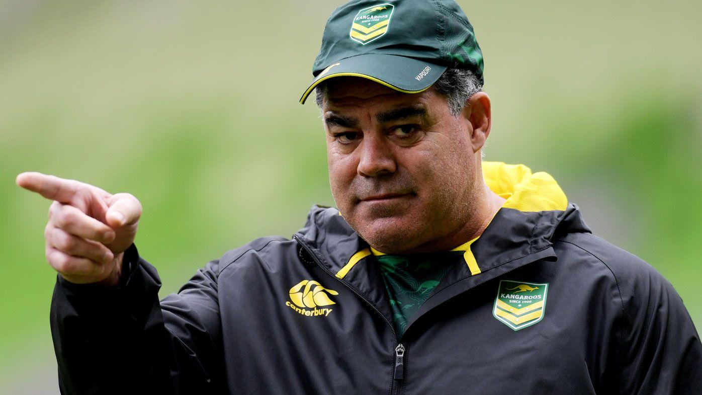 Australian coach Mal Meninga anoints Greg Inglis as next captain following Cameron Smith retirement