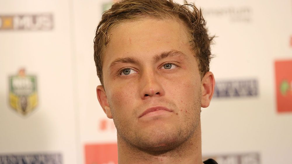 Gus: Moylan issues had been mounting for six weeks