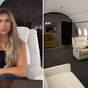 Influencers caught out posing in fake private jets for travel photos