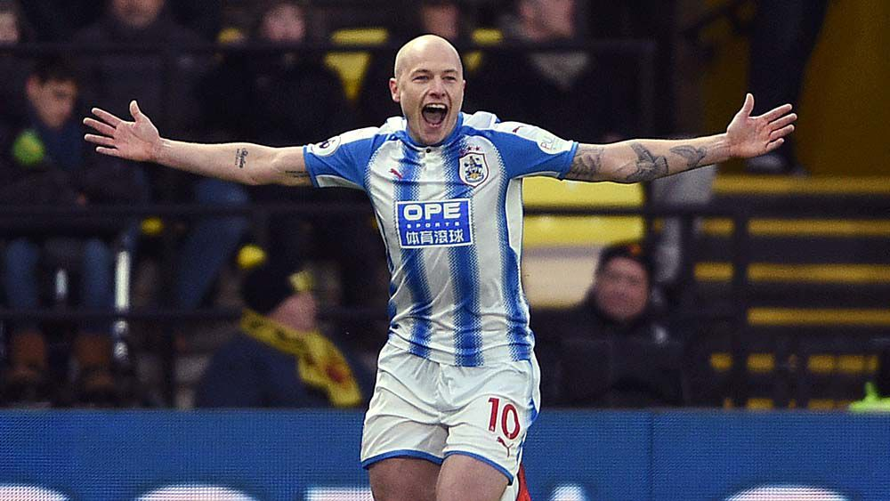 Aaron Mooy bags a brace as Huddersfield beat Watford