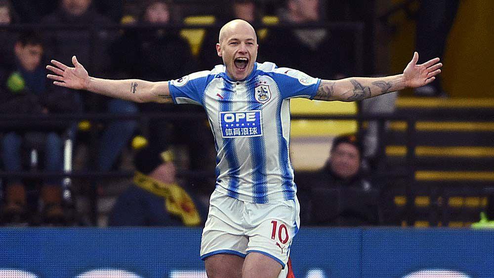 Aaron Mooy bags a brace as Huddersfield beat Watford