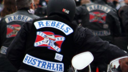 Northern Territory police believe rival club could be responsible for drive-by shooting attack on Darwin Rebels bikie clubhouse