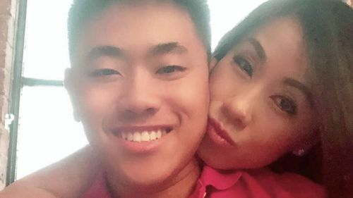 Thomas Tran, 20, died after a fight broke out on Atherton Road, Oakleigh, around 8pm yesterday.