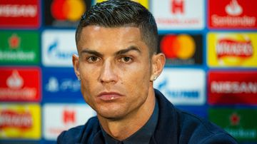 Cristiano Ronaldo has broken his silence on a rape allegation during a press conference.
